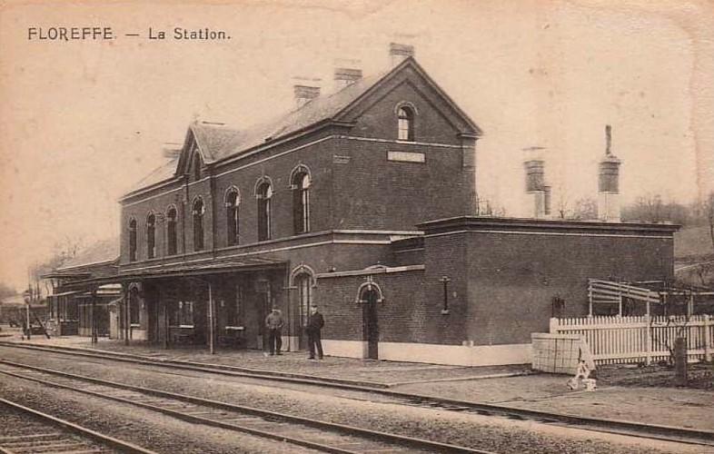 Floreffe Gare
