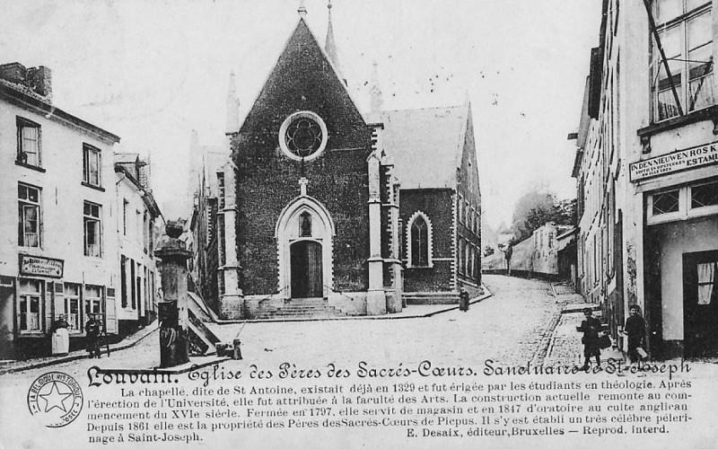 Sanctuaire de St-Joseph 1913