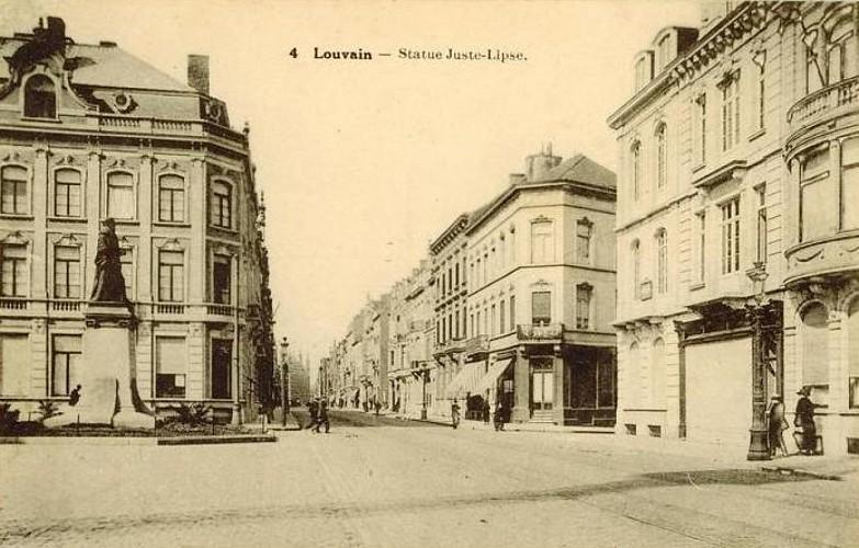 Justus Lipsius - +/- 1900