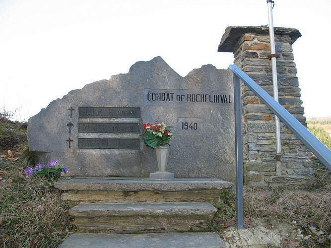 Rochelinval Monument