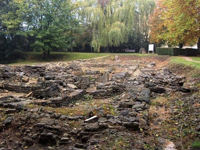 Parc archéologique - Vieux Cimetière