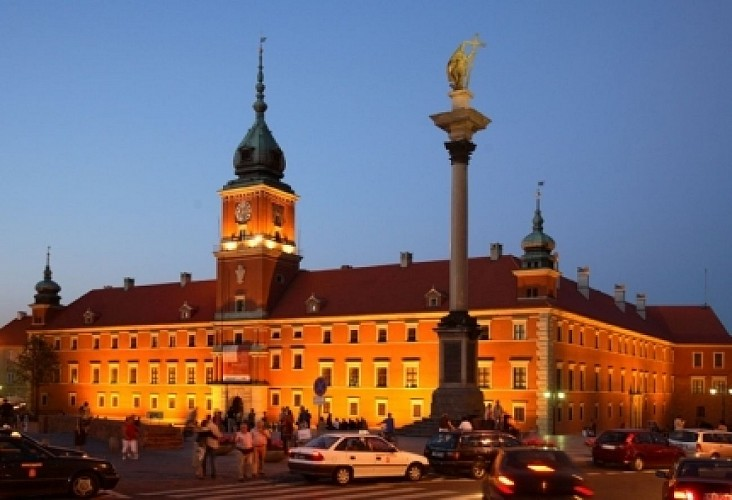 The Royal Castle of Warsaw