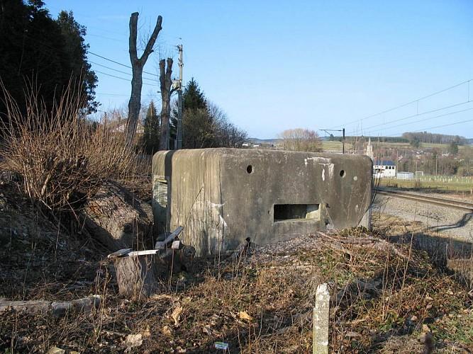 Bunker von Petit-Halleux