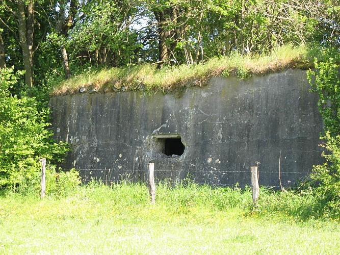 Bunker von Beho
