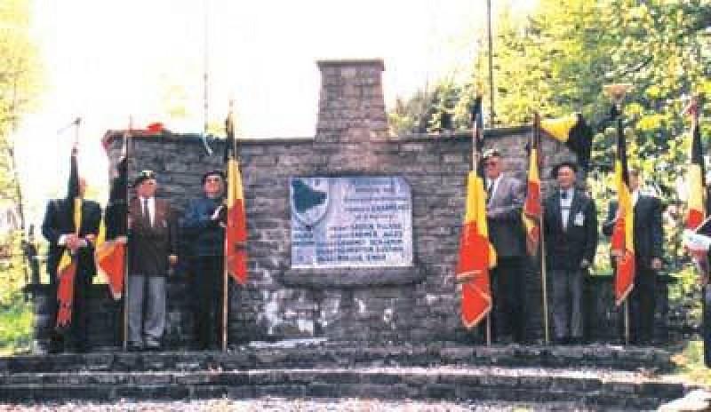 Monument 3CHA de Chabrehez