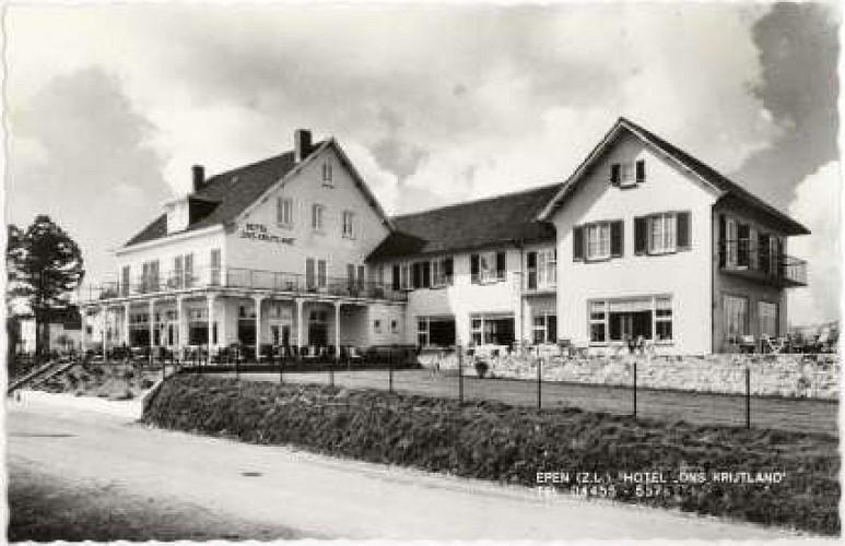 Epen, Hotel Ons Krijtland