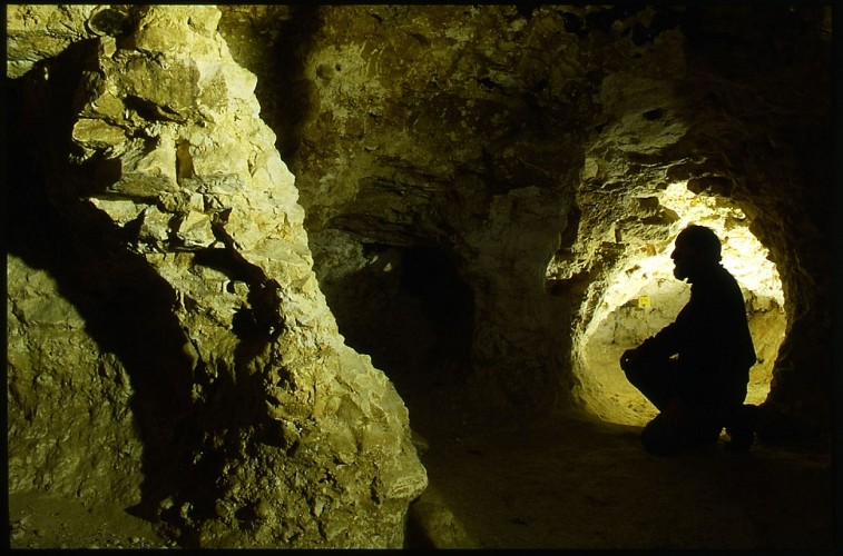 Les minières néolithiques