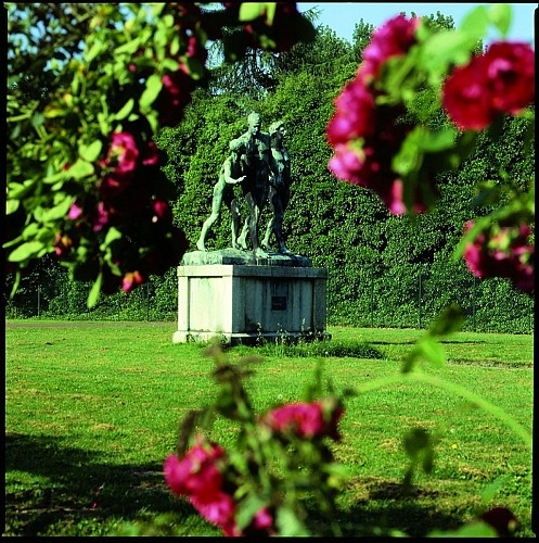 Le parc de Mariemont
