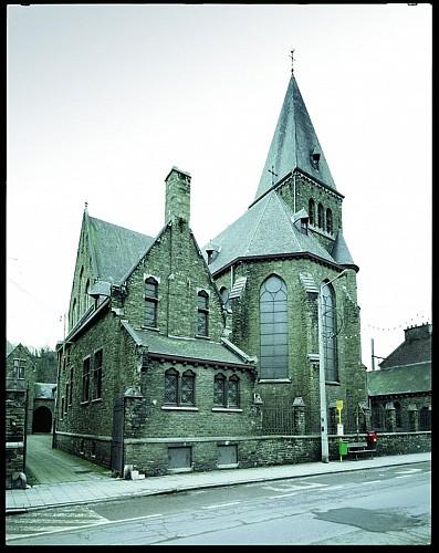 L'église Saint-Antoine-Ermite