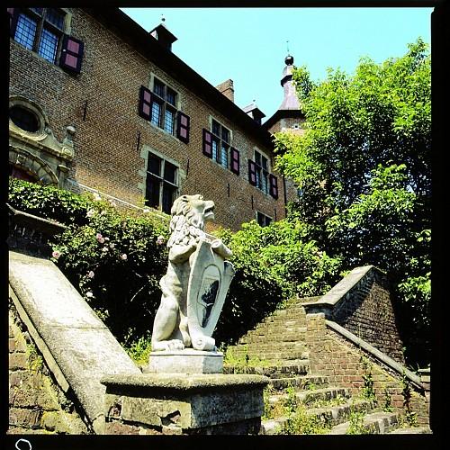 Le château des princes de Mérode