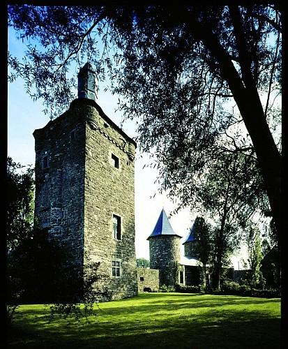 Le château de Sombreffe