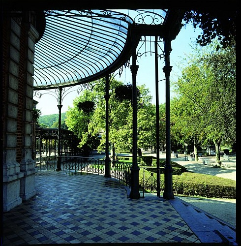 La galerie Léopold II