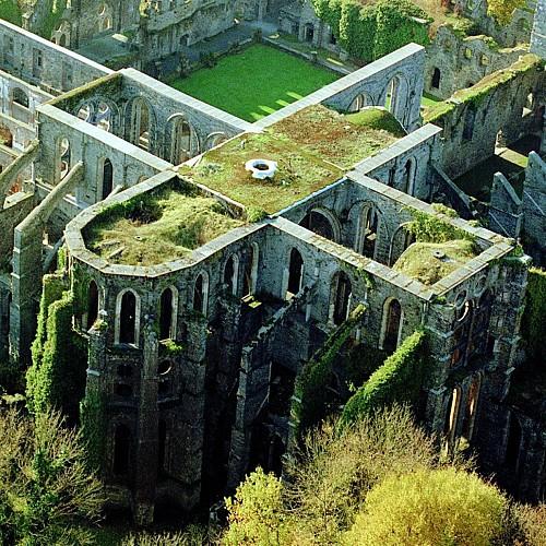 L'ancienne abbaye