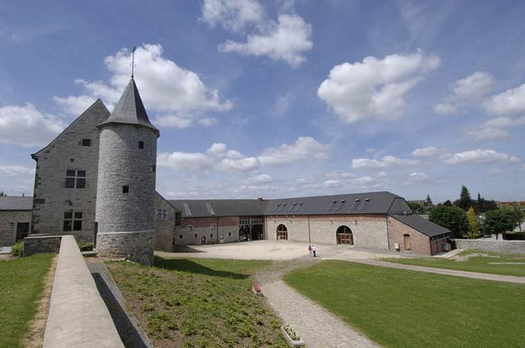 Brugge or Marloie farm