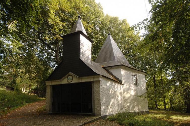 La chapelle Notre-Dame de Chèvremont