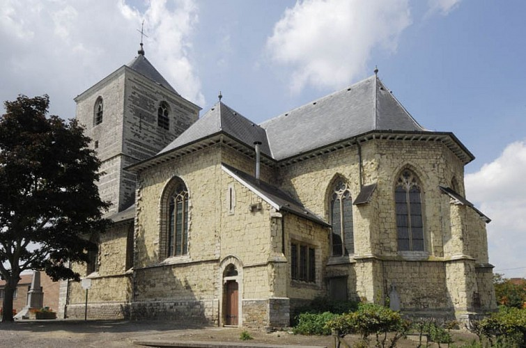 L'église Saint-Christophe
