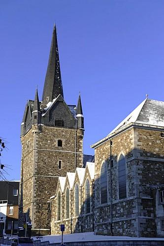 Die Kirche Saint-Jean-Baptiste