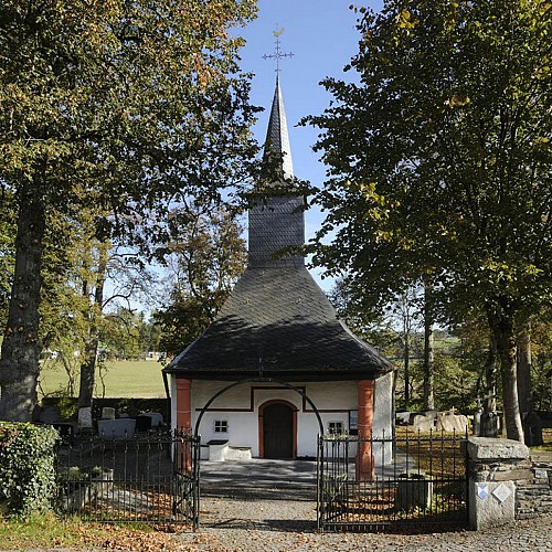 La chapelle Sankt-Bartholomaüs