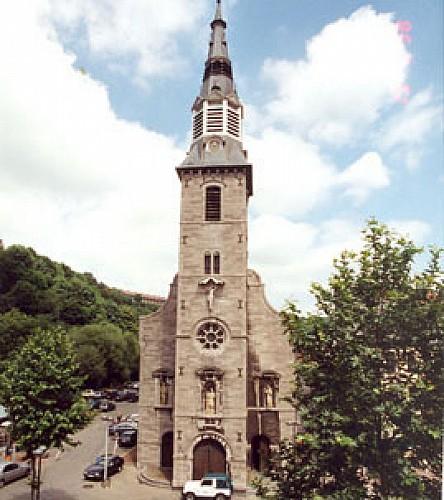 L'église Notre-Dame des Récollets