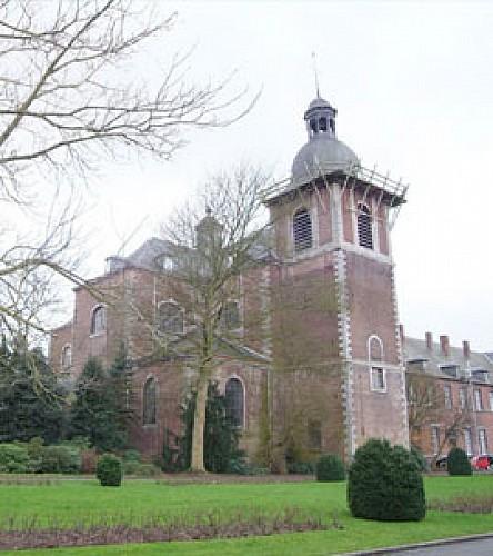 Saint-Guibert church