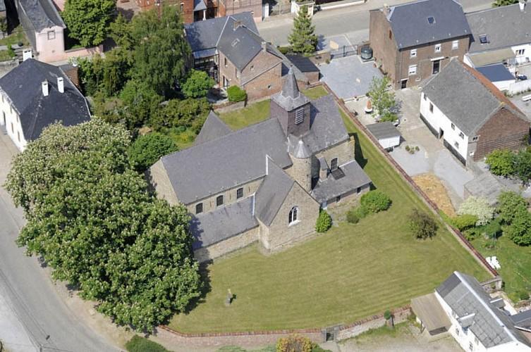 L'église Saint-Lambert