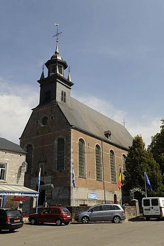 L'église Notre-Dame de Foy