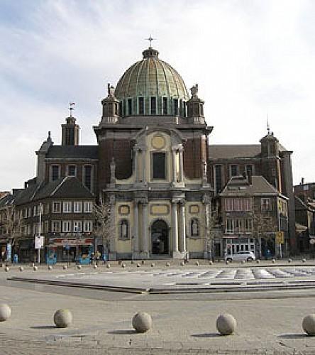 La basilique Saint-Christophe