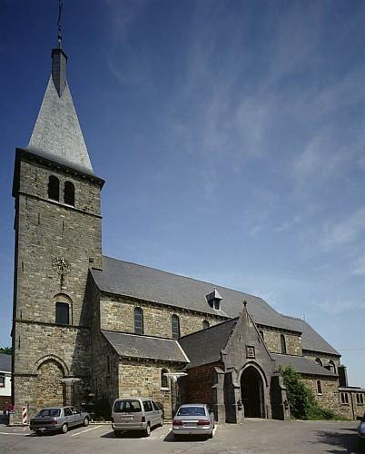 L'église Saint-Martin de Horrues