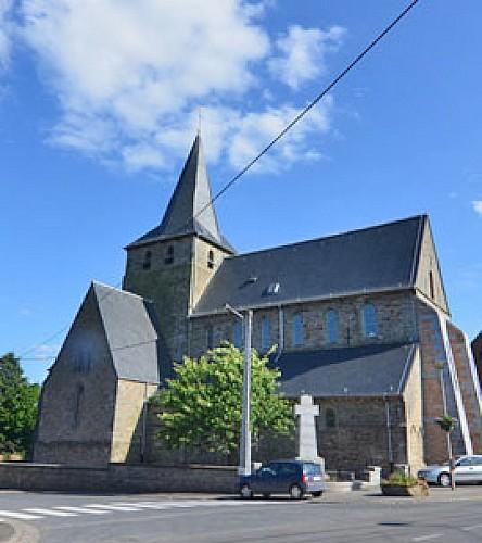 L'église de la Sainte-Vierge
