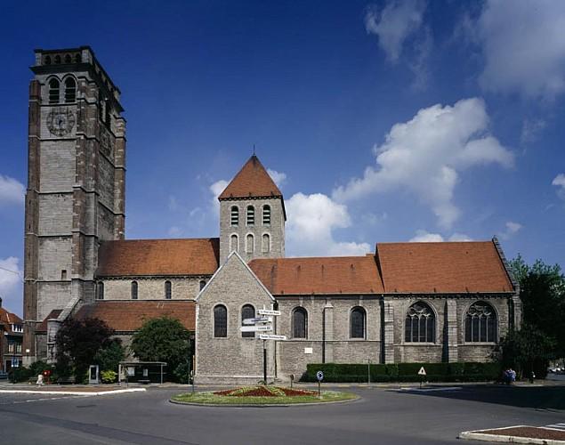 L'église Saint-Brice