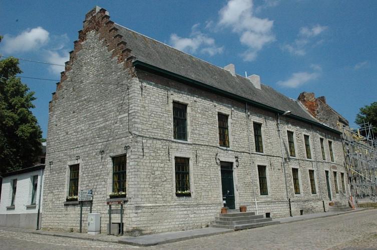 De boerderij van Les Boues