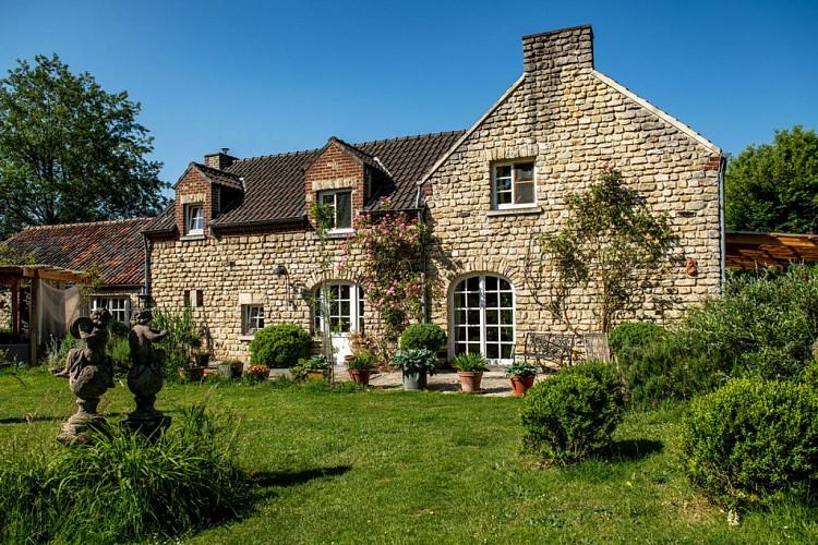 Le moulin de Genville