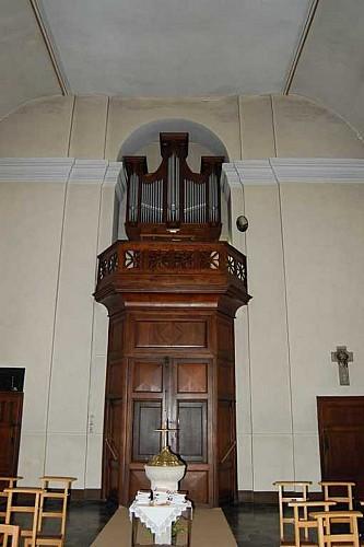 Die Kirche Saint-Martin