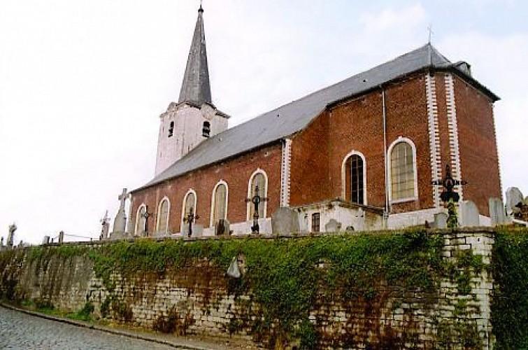 The organ of the church of Notre-Dame de la Visitation
