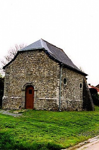 The chapel of Saint-Antoine