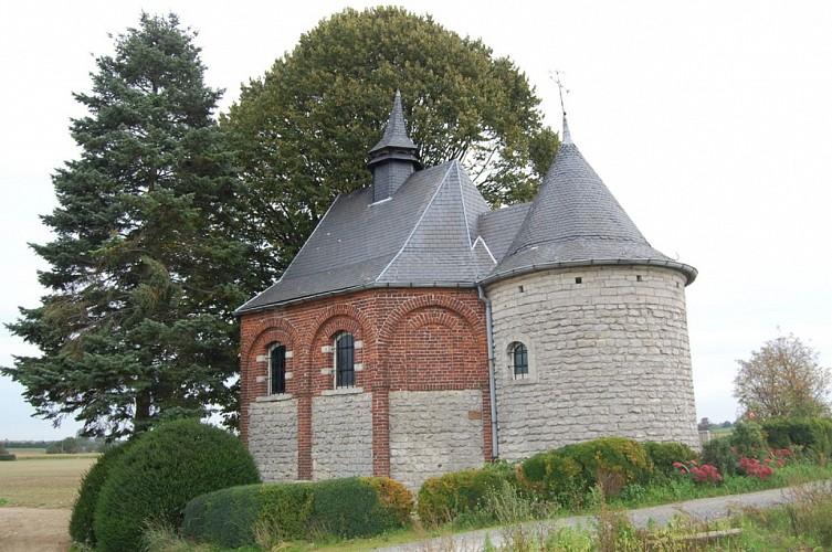 The chapel of Notre-Dame de Bon-Secours