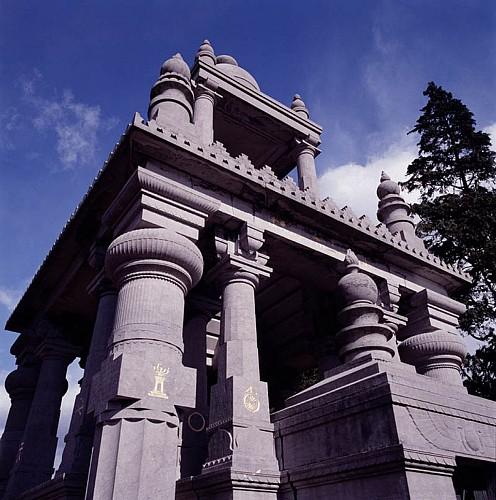 Le mausolée des comtes Goblet d'Alviella