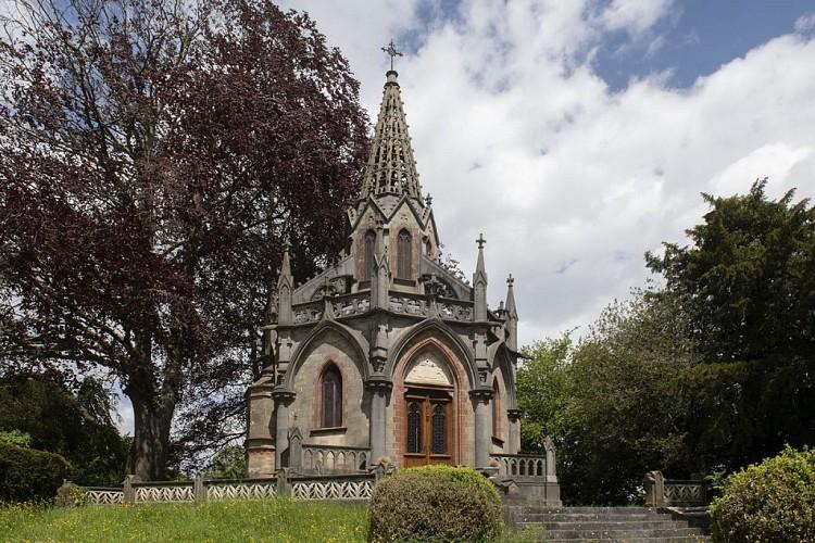 Die Grabkapelle von Clémentine d'Oultremont