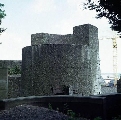 L'ancien château comtal