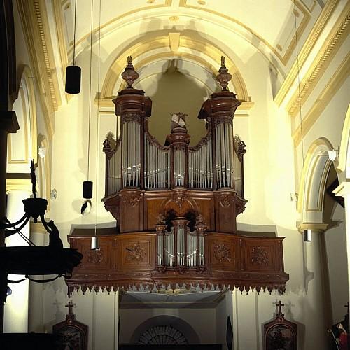 L'église Saint-Nicolas-en-Havré