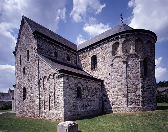 St Peter's church of Xhignesse