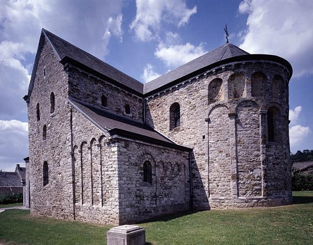 L'église Saint-Pierre de Xhignesse