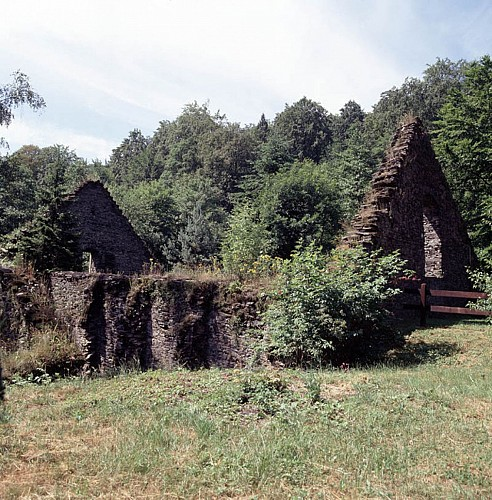 Les anciennes forges de Mellier