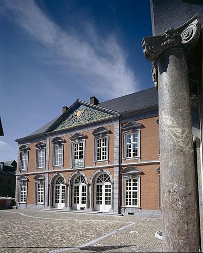 L'ancien palais abbatial