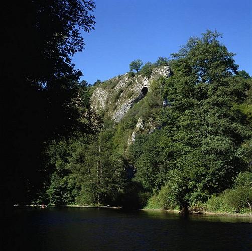 La fortification de Hauterecenne