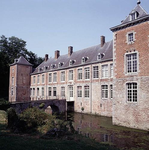 Le château-ferme de Haltinne