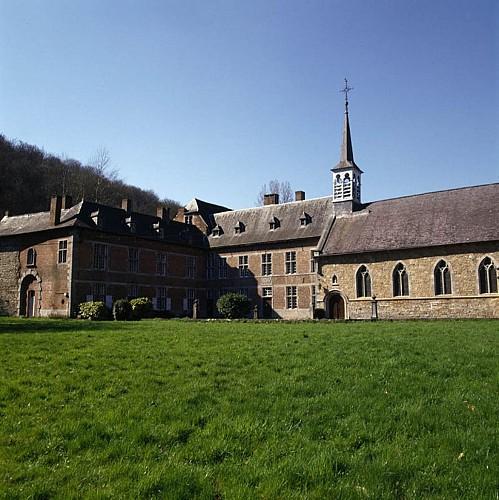 L'ancienne abbaye Notre-Dame du Vivier