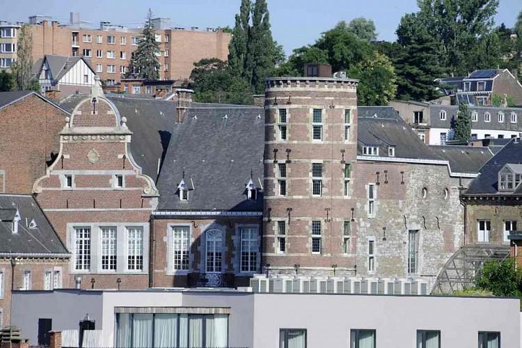 The Hôtel de Sélys-Longchamps