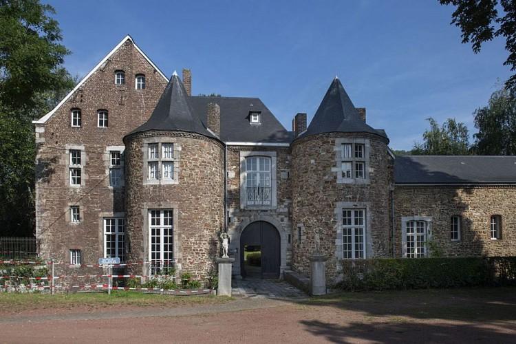Le château d'Ordange