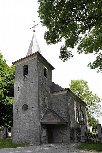 La chapelle Saint-Hubert de Libois